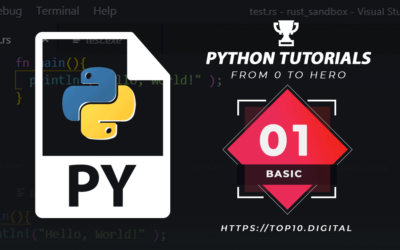 Python Tutorial Complete Series – 01