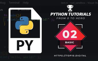 Python Complete Series – 02