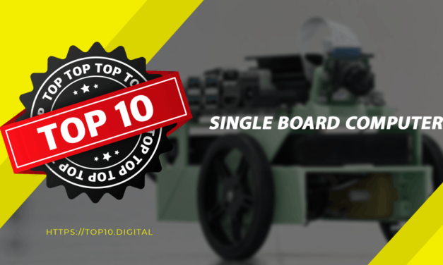 Top 10 Single Board Computers in 2020