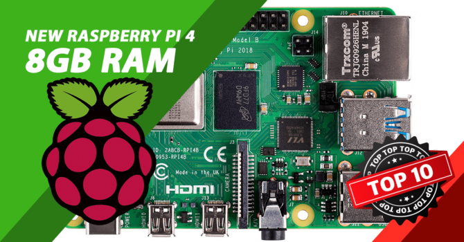 new raspberry pi 4
