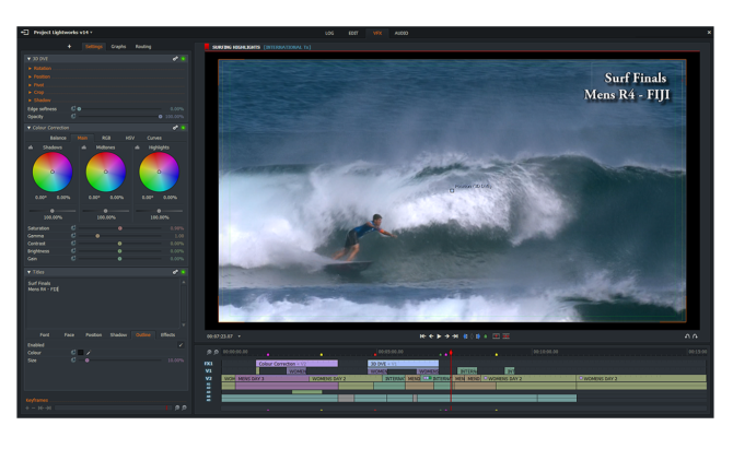 Lightworks Video Editing Software For Free 2 Top10.Digital