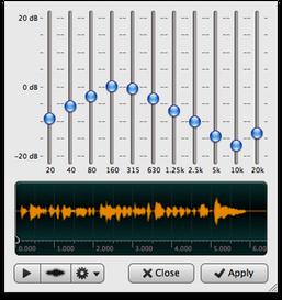 Ocenaudio- A stunning Audio Editing Software 4 Top10.Digital