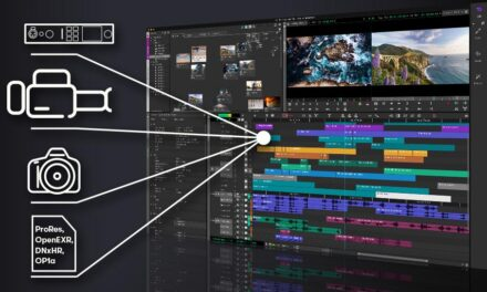 AVID Media Composer First Video Editor