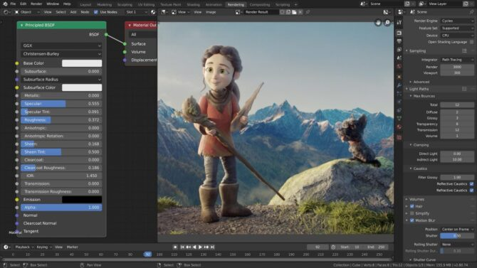 Blender All in One 3D Creation Suite For Free 5 Top10.Digital