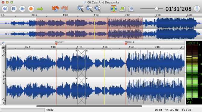 Twistedwave Audio Editor A Free Software 2 Top10.Digital