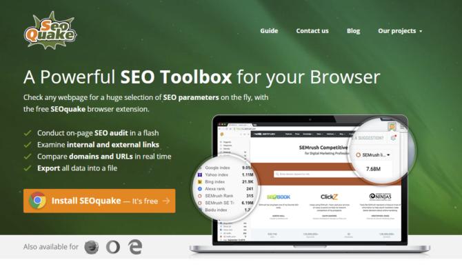 SEO tool