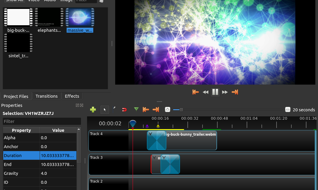 OpenShot Free Video Editing Software