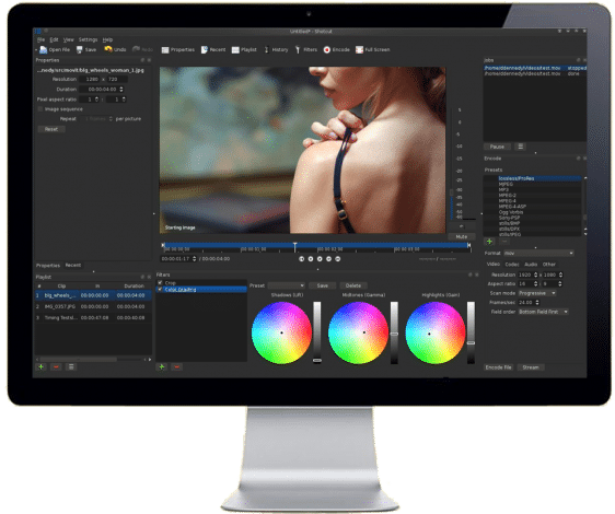 Shotcut A Free Video Editing Software 5 Top10.Digital