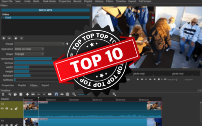 Top 10 Free Video Editing Software