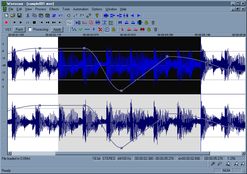 Top 10 Free Audio Editing Software 6