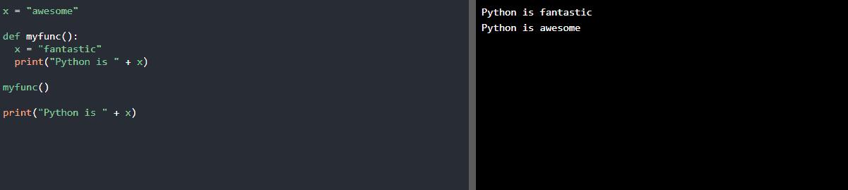 python series
