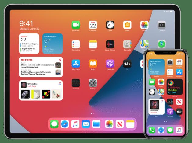 iPadOS WWDC