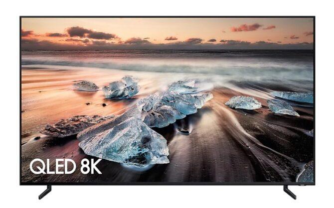 8K TV Samsung
