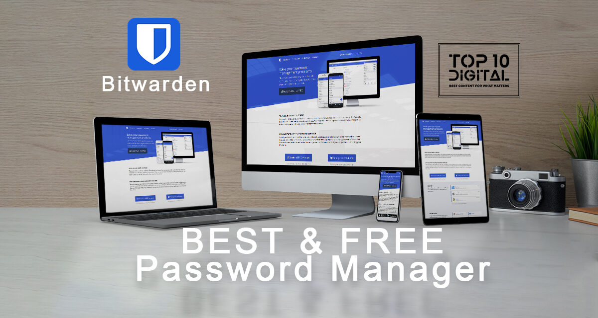 Bitwarden – The Best Ever Free Password Manager