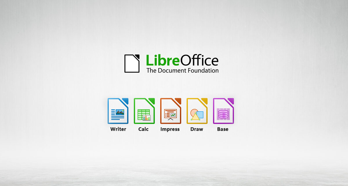LibreOffice Free Alternative of Microsoft Office