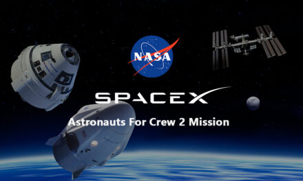 NASA Announced Astronauts For SpaceX Crew 2 Mission