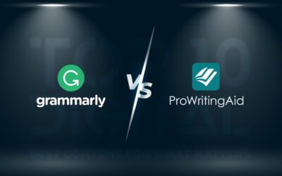 ProWritingAid vs Grammarly: Which One is Better?
