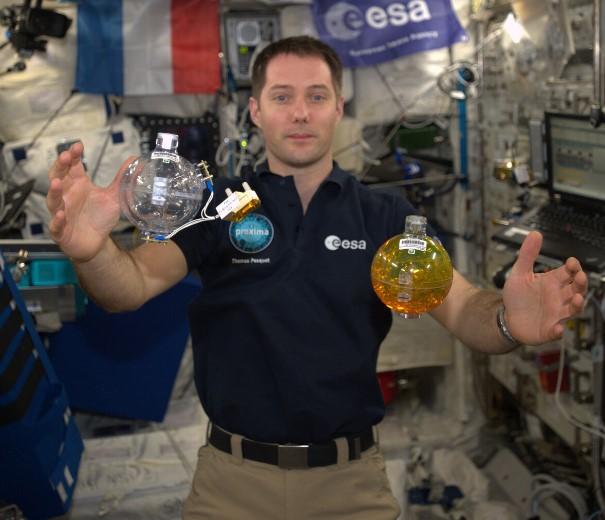 european Astronaut for crew-2