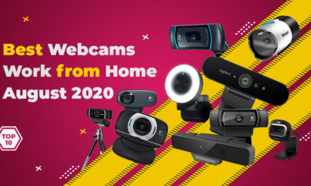 Top 10 Best Webcams for Work from Home in 2020