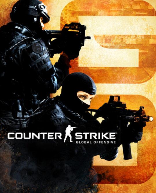CS GO,popular video games