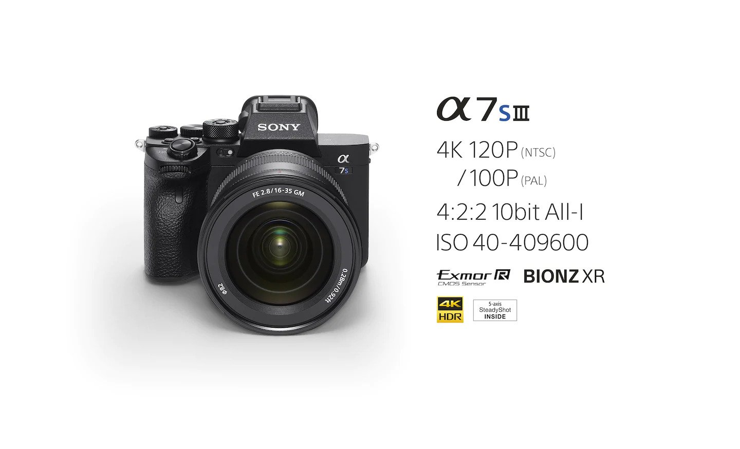 Sony a7S III Launched with with 12.1 MP Sensor 1 Top10.Digital