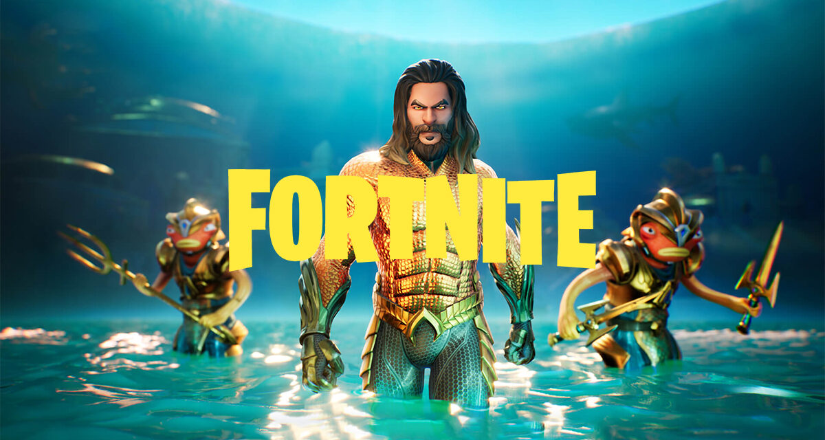 Fortnite Aquaman Challenge – Trident Location and Guide