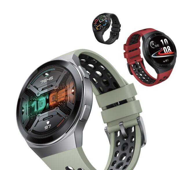 Top 10 smart watches in july 2020, huawei watch GT 2e, smartwatch