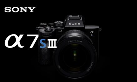 Sony a7S III Launched with with 12.1 MP Sensor