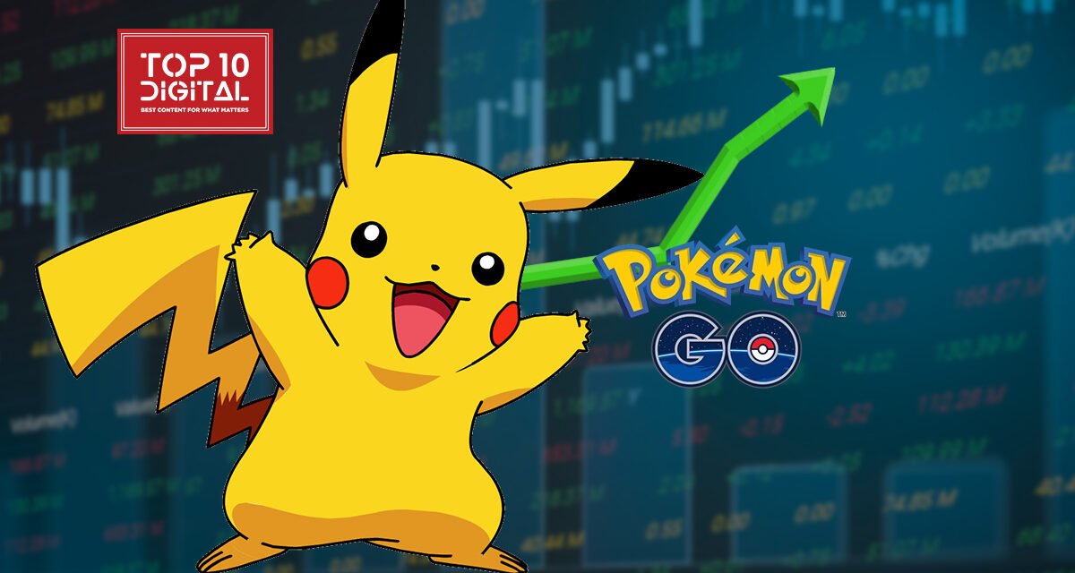 Pokémon Go Grosses $3.6 Billion within Four Years of Launch