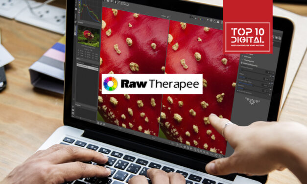 RawTherapee a Free Photo Editor
