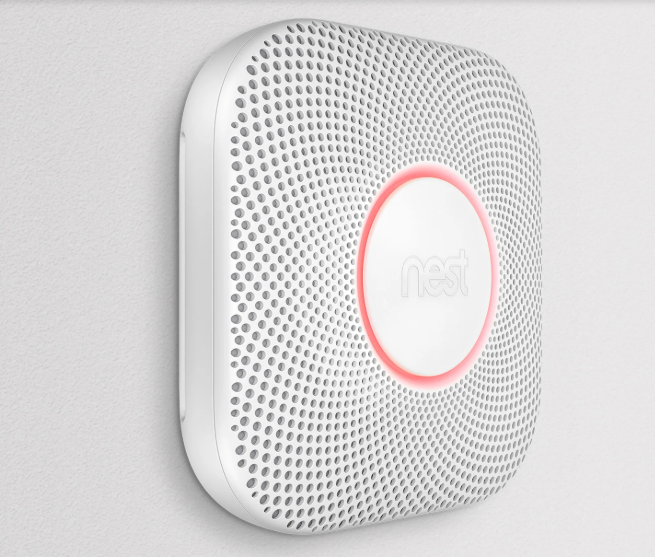 smart home, smart smoke detector