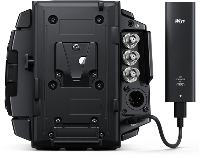 URSA Mini Pro 12K PL Camera - Same from Outside Different from Inside 6 Top10.Digital