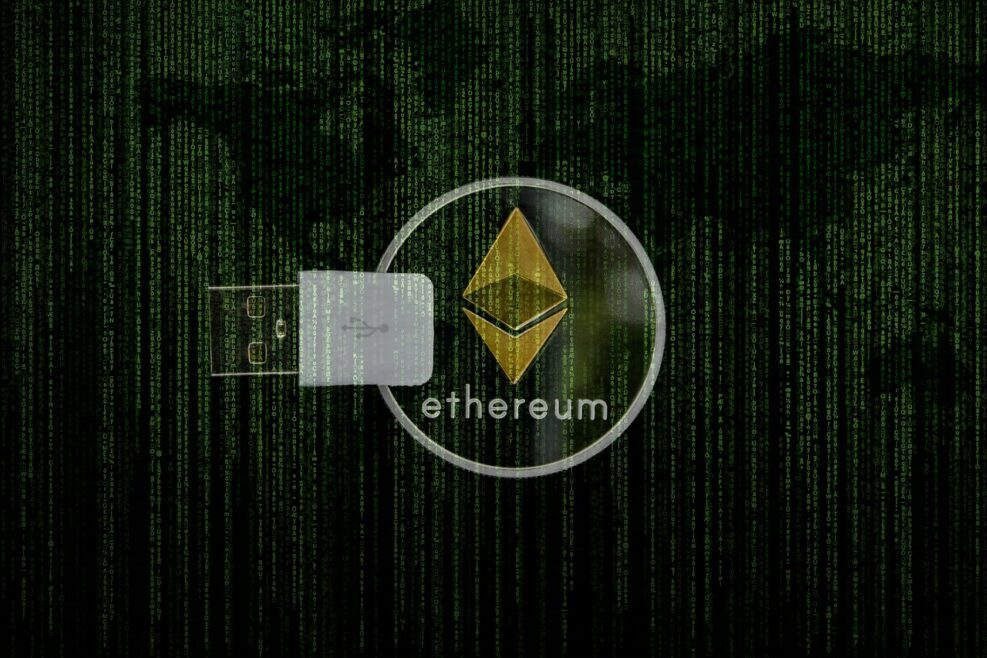 Ether cryptocurrency