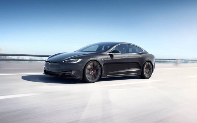 Tesla Technology Model S