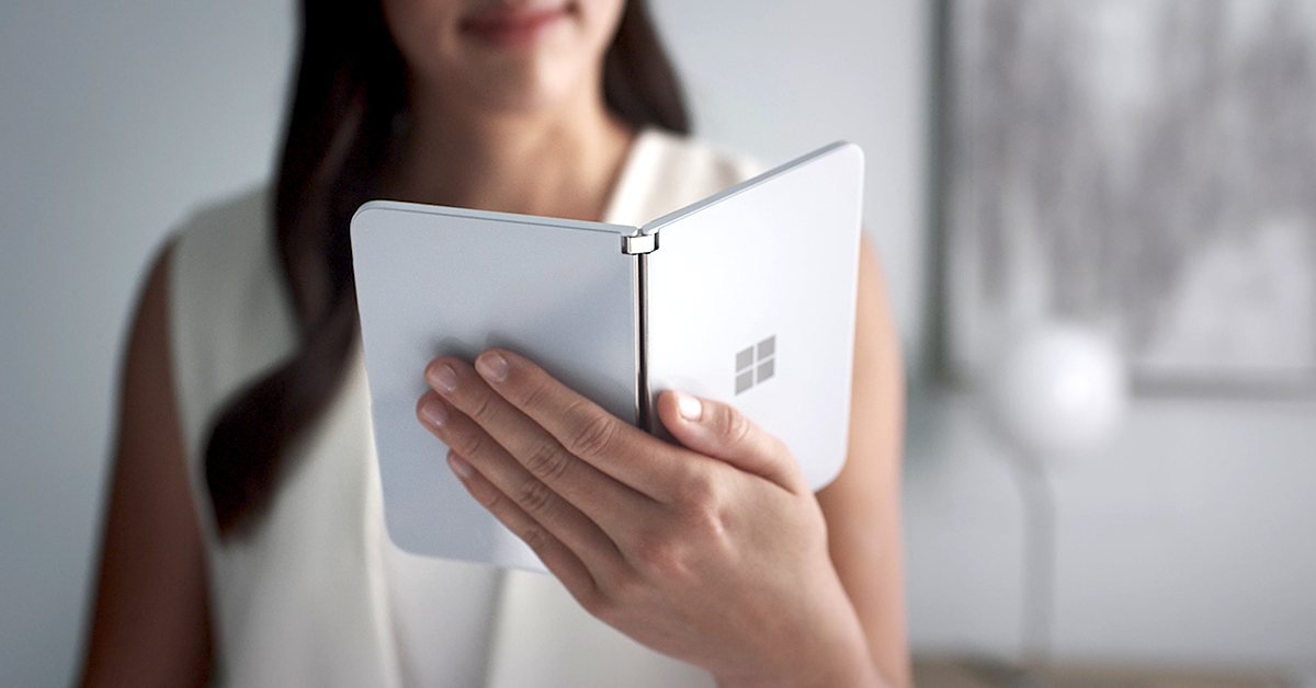 Preorders for Microsoft Surface Duo Start