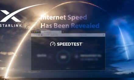 Starlink Internet Speed Has Been Revealed