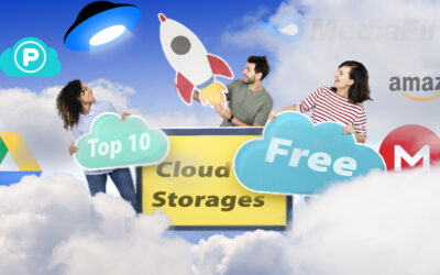 Top 10 Free Cloud Storages in September 2020