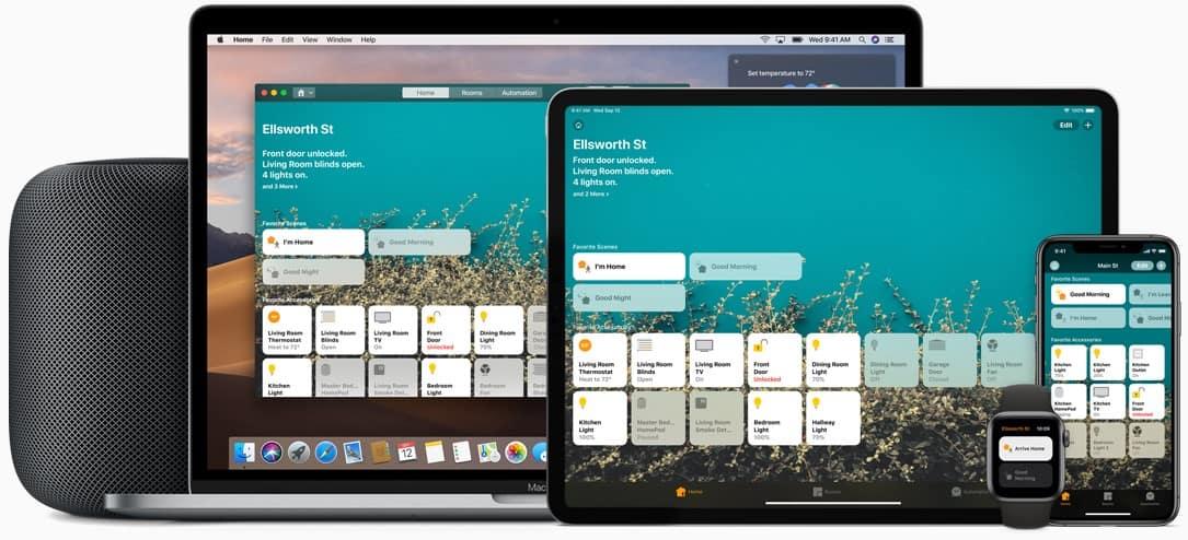 iOS 14 features: Apple Homekit