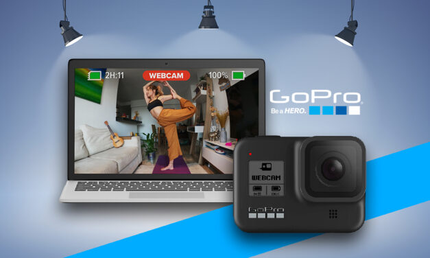 How To Use GoPro Hero 8 As A USB Webcam Without Any Converter