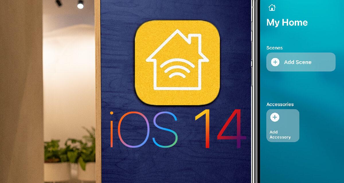 HomeKit New Features in iOS 14