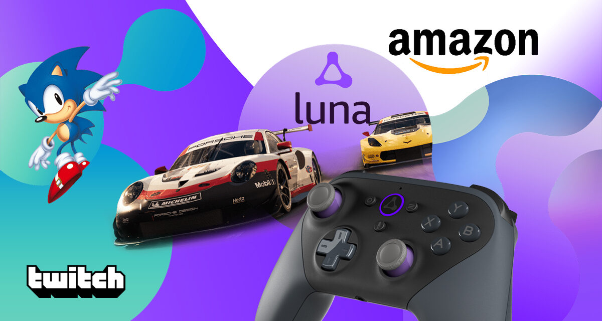 Luna Amazon A New Induction In Cloud Gaming Powered By NVIDIA GPU