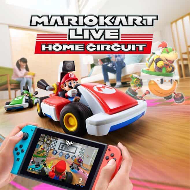 Real-life Mario Kart Live: Home Circuit