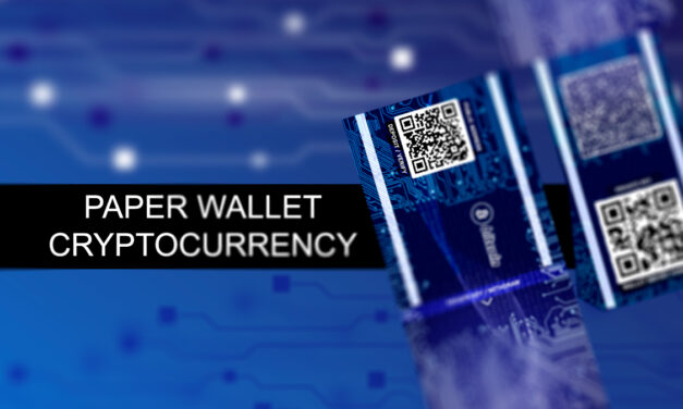 Paper Wallet For Cryptocurrency
