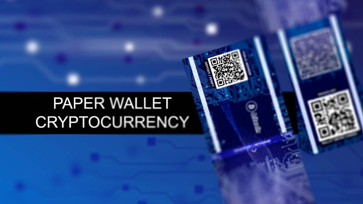 PAPER crypto how?