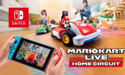 Real-life Mario Kart Live: Home Circuit Lets Racers Steer Tiny RC Cars Around Houses