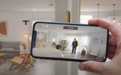 Always Home Cam-A Small Drone By Ring To Monitor Inside Home