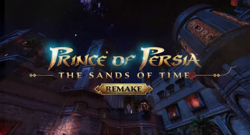 Prince of persia : sands of time remake