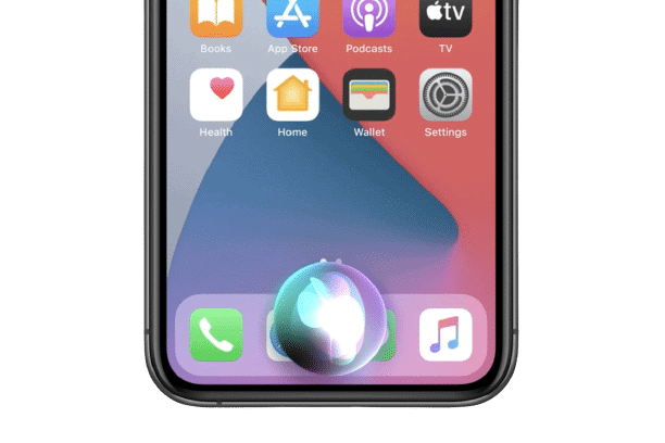 Siri New Interface : iOS 14 features