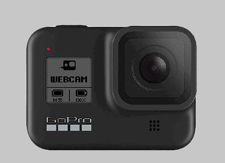 Gopro-Hero-8 how to webcam usb