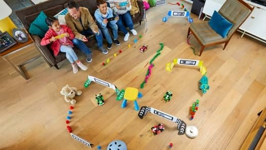 Real-life Mario Kart Live: Home Circuit Lets Racers Steer Tiny RC Cars Around Houses 1 Top10.Digital